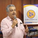 Toma posesión como nuevo agente especial interventor del HUC Felipe Aguirre Arias.