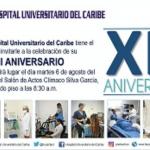 XIII Aniversario de la ESE Hospital Universitario del Caribe