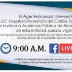 Invitación rendición de cuentas on-line