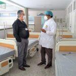 El HUC contará con 71 camas más para ampliar la oferta de servicios y atender a pacientes COVID-19 de la región