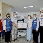 HUC fortalece su capacidad de equipos biomédicos